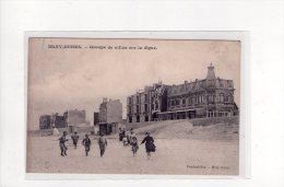 Bray-Dunes ( Nord  ), Groupe De Villas Sur La Digue , éd. Vandenbilke - Autres Communes