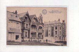 Bray-Dunes ( Nord  ), Villa Grisar ,  Des Loggias,  Maria, Louise - Autres Communes