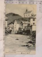 CPA Suisse - 12231 Die Reuss In Andermatt Und Maria-Hilf-Kapelle - UR Uri