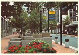 Etats-Unis > OR - Oregon > PORTLAND Scene On S.W Fifth Avenue * PRIX FIXE - Portland