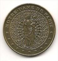 Médaille   Notre-Dame De Paris  2003  TTB -  Monnaie De Paris - Monnaie De Paris