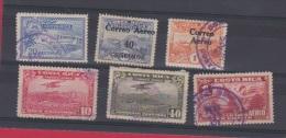 COSTA RICA // Lot De Timbres Anciens  POSTE AERIENNE //  A Voir // - Costa Rica