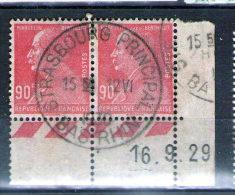 FRANCE - COINS DATES - N° 243 Obl - ....-1929