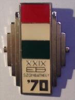 29. European Championship ´70. Szombathely   (107.) - Weightlifting