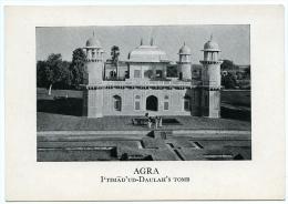 INDIA : AGRA - I´TIMAD´UD-DAULAH´S TOMB - India