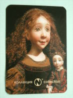 "2004 Doll By Katya Manshavina "" EMILY "" ( Photo S. Vasilenko ) N-collection@rdm.ru ! - Calendriers"