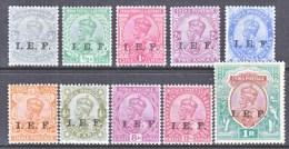 INDIA   M 34-43   * - India (...-1947)