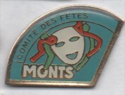 Ville De Monts , Comité Des Fêtes , Indre Et Loire - Cities