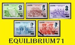 1465/1469**  - ZAIRE - Zaire