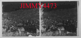Plaque Photo Stéréo En Verre - MASSIF CENTRAL - Peut être MASSIAC Et Environs15 Cantal Vers 1900 - Plaques De Verre