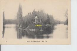 PARIS  Bois De Boulogne - Arrondissement: 16