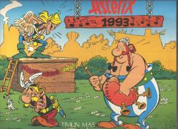Album Calendario 1993 De Asterix - Livres, BD, Revues