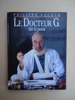 Philippe GELUCK - Le Docteur G. Fait Le Point - Avec Un CD - Geluck