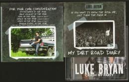 Luke Bryan - Crash My Party -  Original CD In Sonderhülle - Country & Folk