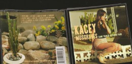 Kacey Musgraves - Same Trailer Different Park - Aktuelle Original CD Aus 2013 - Country & Folk