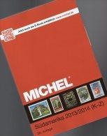 Süd-Amerika MlCHEL Band 3/2 K-Z Stamps Catalogue 2014 New 79€ Paraguay Peru Surinam Uruguay Catalogue Of South-America 2 - Sciences & Technique