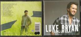 Luke Bryan - Crash My Party - Original CD - Country & Folk