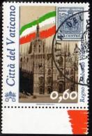 PIA - VAT : 2011 : 150° Dell' Unità D' Italia  - (SAS  1546-51) - Vaticano (Ciudad Del)