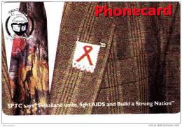 Y] Télécarte Phonecard Zimbabwe SIDA AIDS Santé Health - Zimbabwe