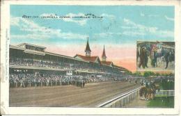 états Unis Derby Day Churchill Downs Louisville Course De Chevaux - Louisville