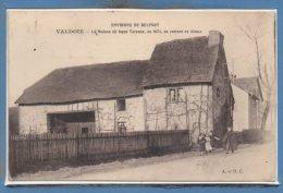 90 - VALDOIE --  La Maison Ou Logea  Turenne.... - Valdoie