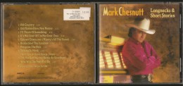 Mark Chesnutt - Longnecks & Short Stories - Original CD - Country & Folk