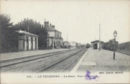 27 - LE NEUBOURG - Eure - La Gare - Vue Intérieure - Le Neubourg