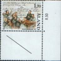 Aland 1987 70 Riunione Municipale Per Autonomia 1v Complete Set ** MNH - Aland
