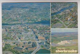 CPM SHERBROOKE MULTIVUES (voir Timbre) - Sherbrooke
