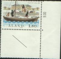 Aland 1988 350th ANNIVERSARY OF POSTAL SERVICE 350 Servizio Postale 1v Complete Set ** MNH - Aland