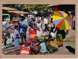 AFRIQUE EN COULEURS - 4054 - MARCHE AFRICAIN - éditeur IRIS - Postcards