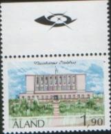Aland 1989 Marienhamn Town Hall  Municipio Di Marienhamn 1v  Complete Set ** MNH - Aland
