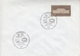 FUSSBALL-FOOTBALL-SOCCER- CALCIO, Western Germany, 1970, Special Cancellation !! - Coupe Du Monde