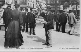 75 PARIS-Vécu Le Petit Vent Du Nord N° 103 Reproduction - Petits Métiers à Paris