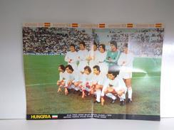 Poster Mundial 1982 Numerado 02: Hungria - Autres Collections