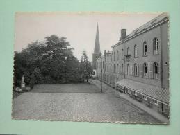 Pensionnat BEIRLEGEM Kostschool Cour Intérieure - Speelplein / Anno 19?? ( Zie Foto Voor Détails ) !! - Zwalm