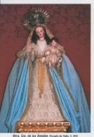 Postal 015517: Virgen Nuestra Señora De Los Angeles - Unclassified