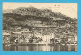 *46 : Capdenac Le Haut , Et La Ville Neuve .... - Francia