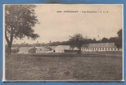 90 - OFFEMONT --  Les Casernes - Offemont