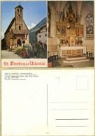 Ak Italien - St. Pankraz - Kirche,church,Eglise - Bolzano