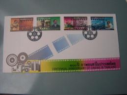 == Thailand Film FDC 1997 - Thailand