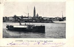 BELGIQUE - ANVERS - ANTWERPEN - Vue Prise De La Tète De Flandre. - Antwerpen