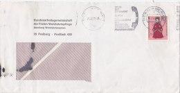 BRD 573 EF Auf Brief Mit Stempel: Freiburg 26.2.1969, Puppe - [7] République Fédérale