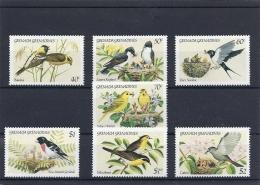 131008946  GRENADA   GRENADINES  YVERT    Nº   524/30  **/MNH - Grenada (1974-...)