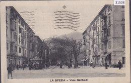 31508 , La Spezia , Via Garibaldi - La Spezia