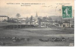 CRAPONNE SUR ARZON - Vue Générale Méridionale (Ecole Supérieure) - Craponne Sur Arzon