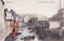 BOUFFIOULX - Le Ruisseau De La Biesme - Superbe Carte Colorée - Chatelet