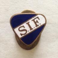 Badge / Pin (Football / Soccer) - Norway Stromsgodset IF Gulskogen - Football