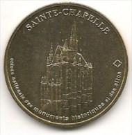 Médaille Sainte Chapelle  - 2004  - TTB - Monnaie De Paris - Monnaie De Paris