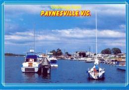 Greetings From PAYNESVILLE VICTORIA (Australia), 196? - Australien